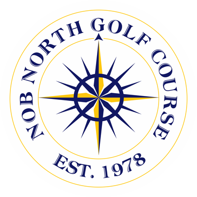 Nob North Golf Course Logo
